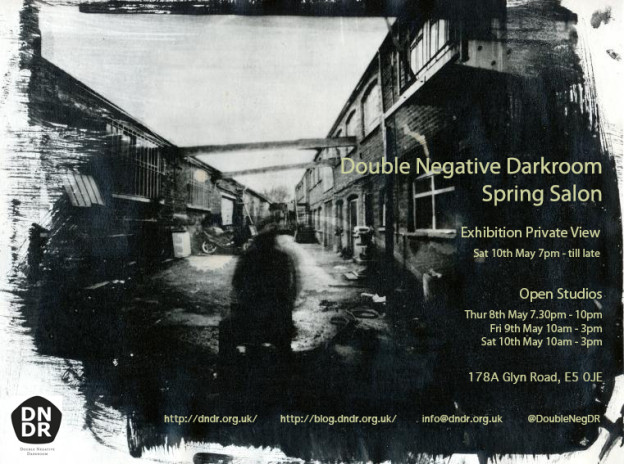 Double Negative Darkroom Spring Salon 2014